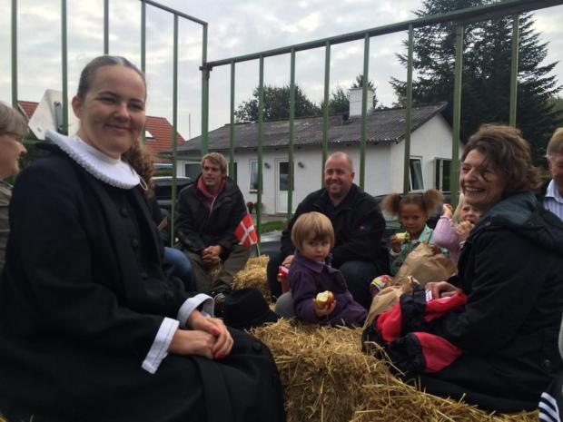 Holbøl Kirke - hjemkørsel