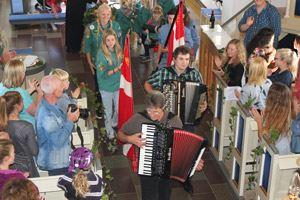 Hjallerup kirke høst 2015